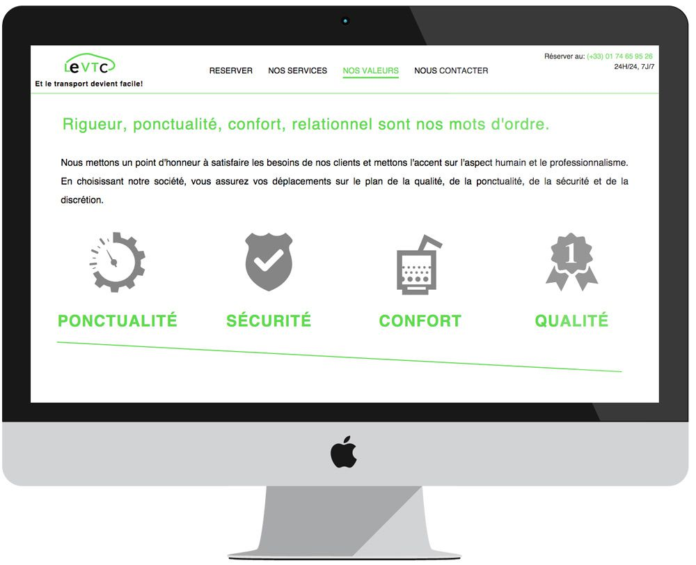 project leVTC - PHP Foundation - VTC - Big screen 2
