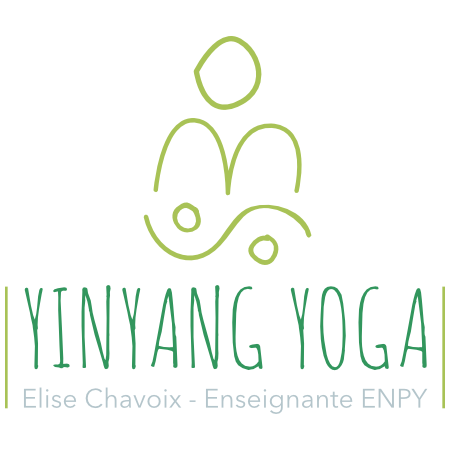 project YinYang Yoga Bask Country - visual identity - logo